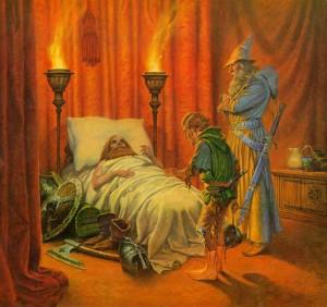 مرگ تورین اثر Darren Sweet