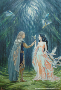 Thingol n Melian