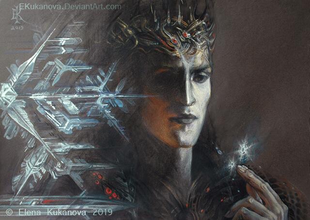 ستارگان برای واردا اثر Elena Kukanova