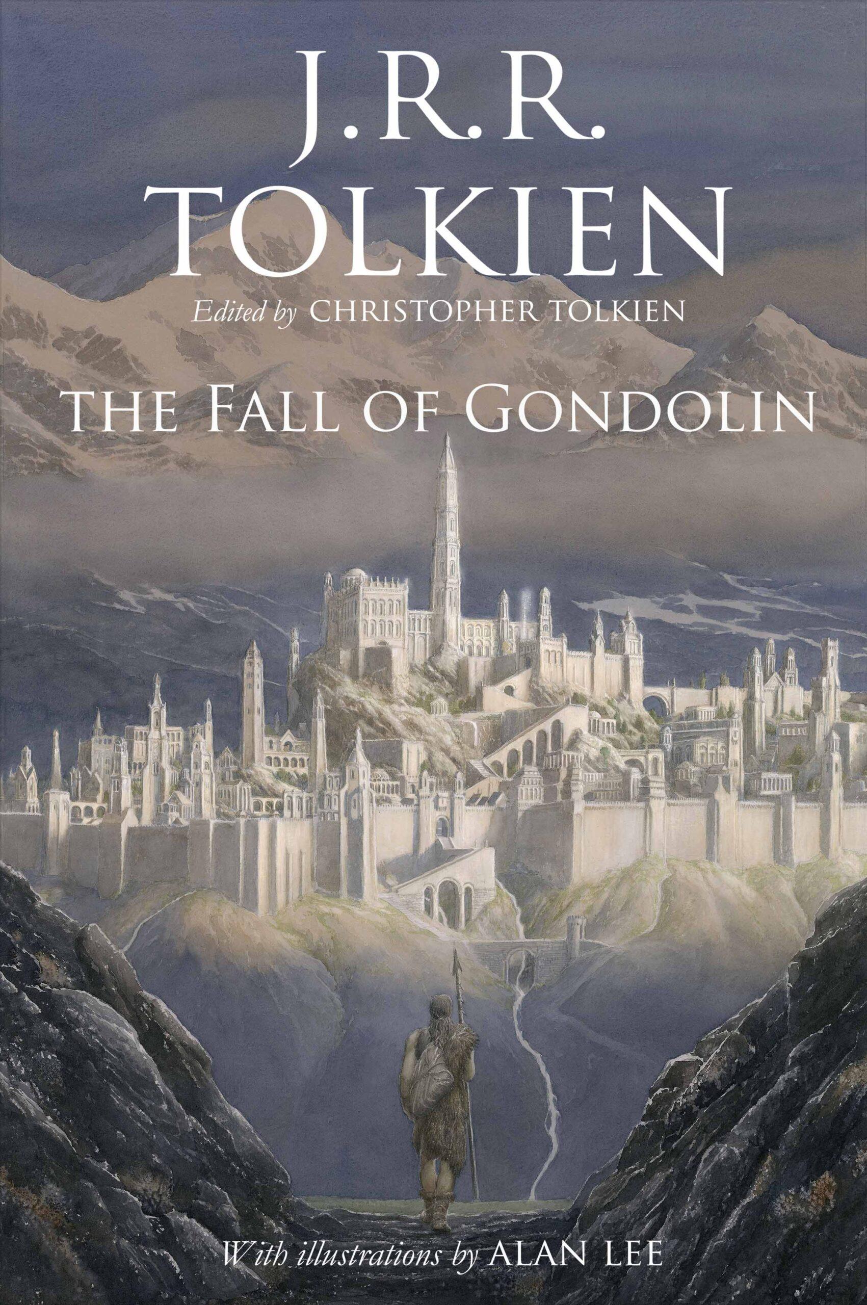 سقوط گوندولین - انتشارات هارپرکالینز - ۲۰۰۷