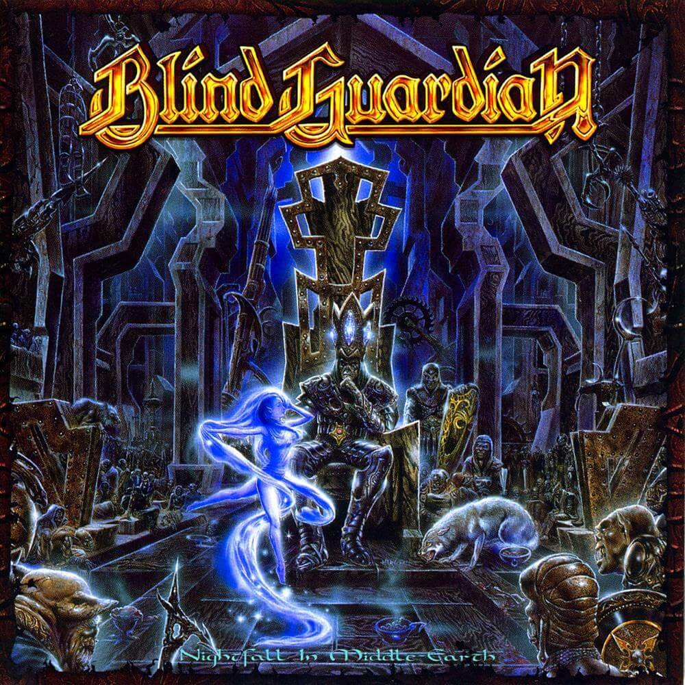 Blind Guardian Nightfall in Middle-Earth