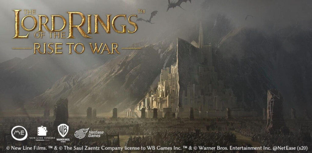 بازی ارباب حلقه ها The Lord of the Rings: Rise to War