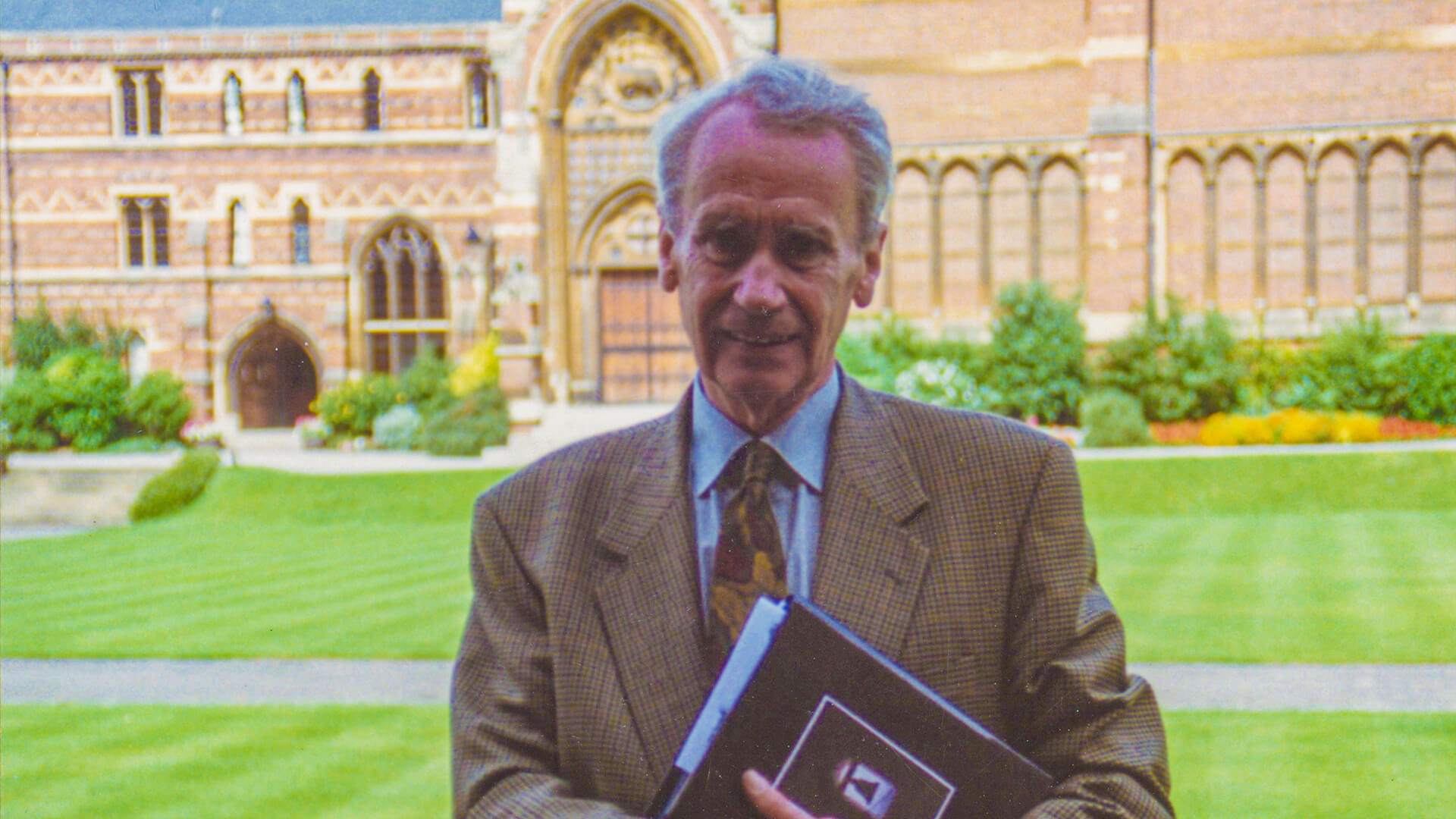 Christopher Tolkien Oxford
