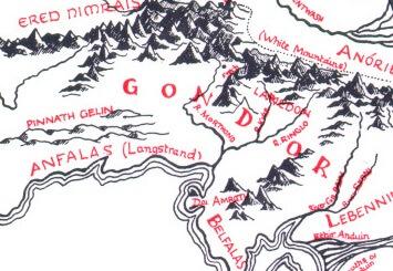 نقشه توضیح گذاری شده تالکین 3