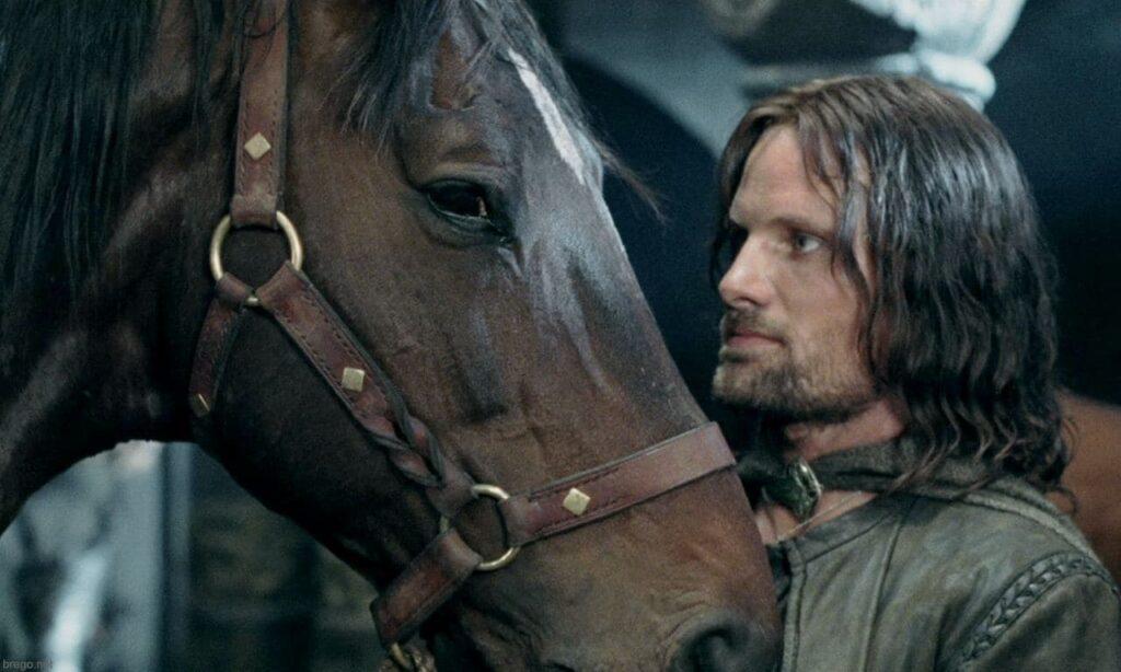 ویگو مورتنسن از مرگ دو اسب خود در ارباب حلقهها که آنها را خریده بود خبر داد