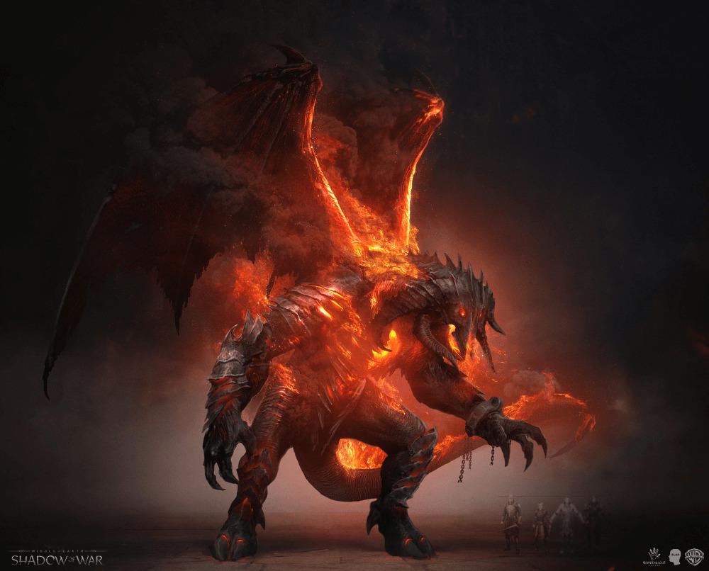 Tar Goroth - Middle-Earth: Shadow of War