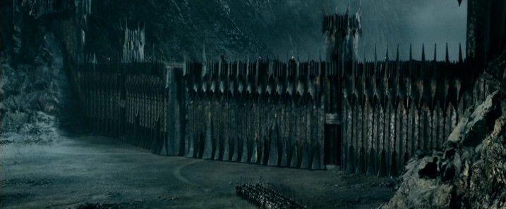 دروازه سیاه موردور
