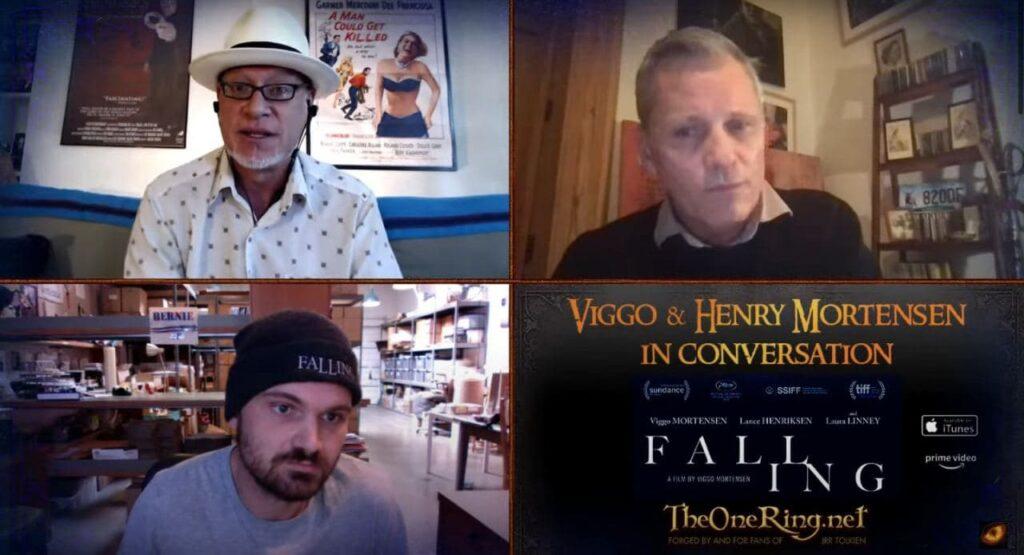آیا ویگو مورتنسن هم روزی کارگردان سریال ارباب حلقهها میشود؟