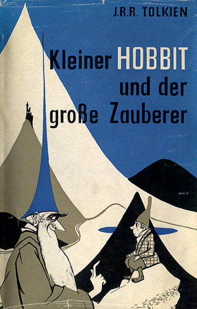 کتاب هابیت - نسخه آلمانی منتشر شده در 1948