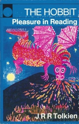 کتاب هابیت - نسخه لذت در خواندن لانگمن منتشر شده در 1968