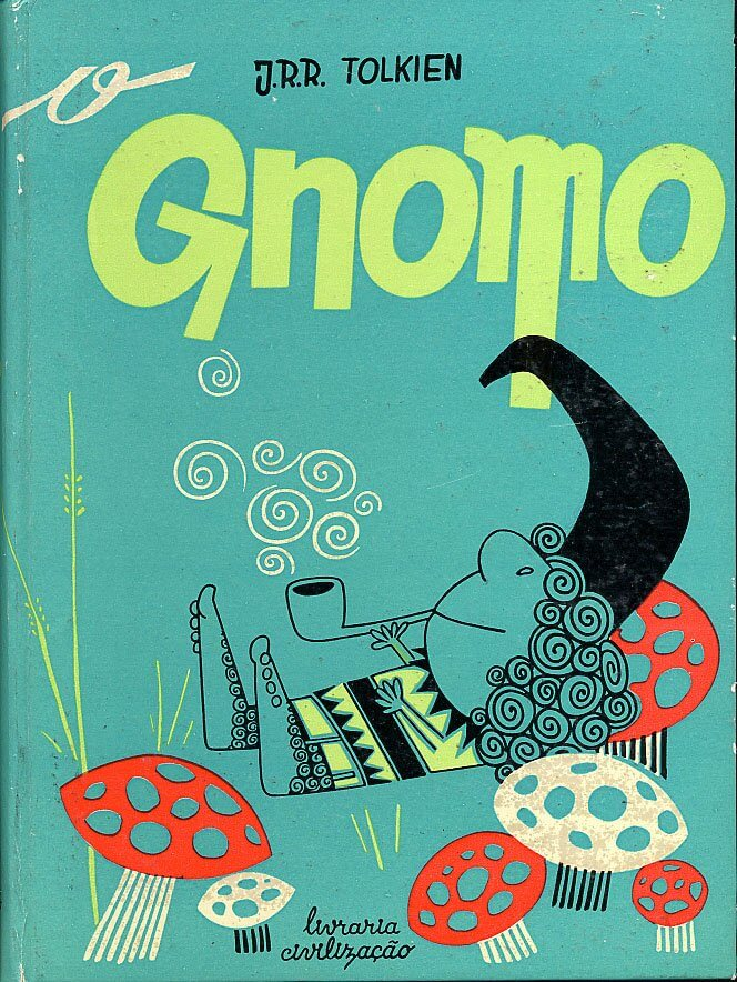 کتاب هابیت - نسخه پرتغالی منتشر شده در 1962