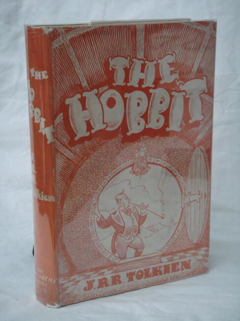کتاب هابیت - نسخه انجمن کتاب کودکان منتشر شده در سال 1942