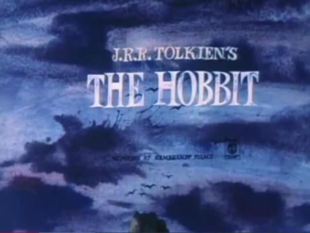 انیمیشن هابیت The Hobbit (1966)
