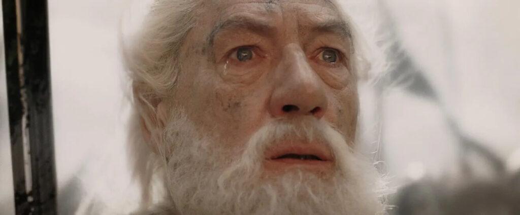 گندالف - فیلم ارباب حلقهها - بازگشت شاه