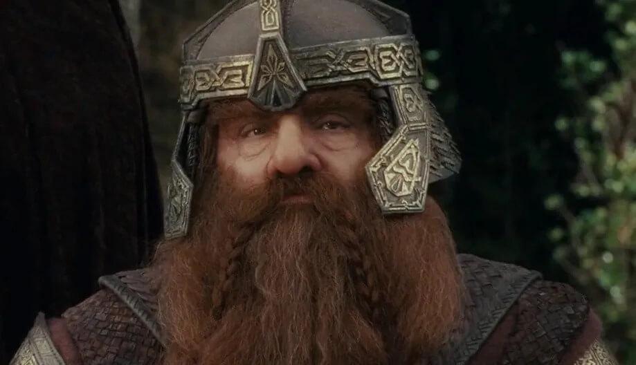 جان رایس دیویس در نقش گیملی