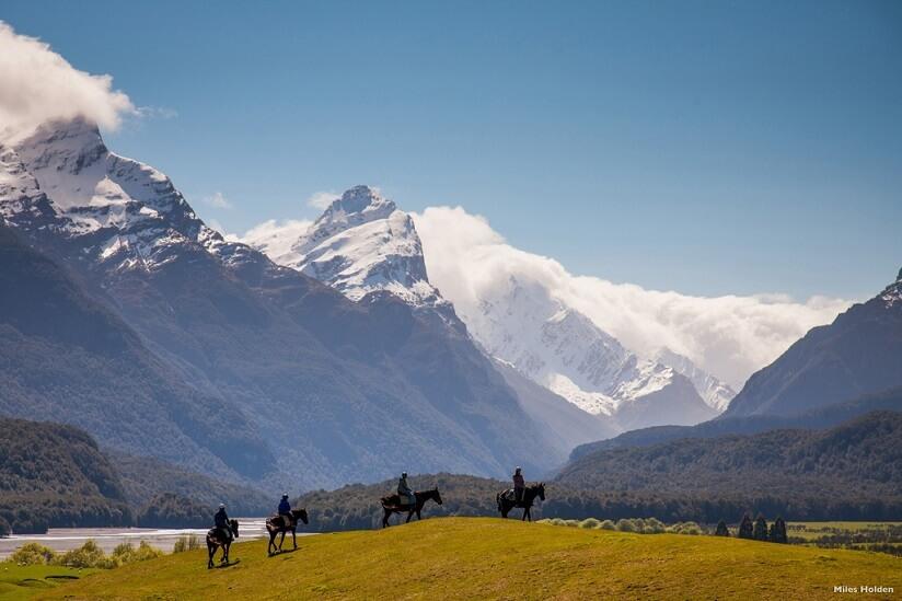 نیوزیلند محل ساخت فیلم ارباب حلقهها