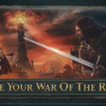 بازی موبایلی The Lord of the Rings: Rise to War