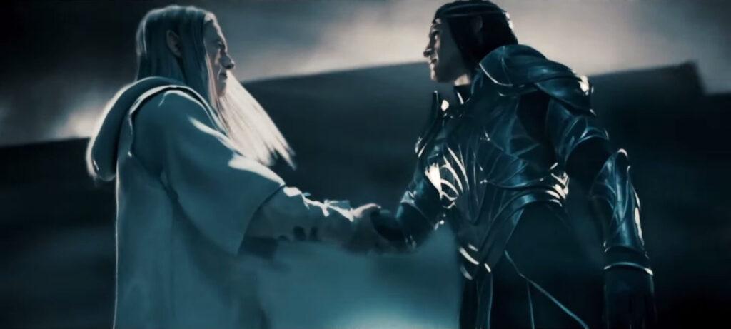 آناتار و کلهبریمبور در بازی سرزمین میانه: سایه موردور