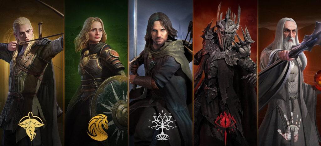 انتشار تریلر رسمی و ویدیو گفتوگو با سازندگان بازی The Lord of the Rings: Rise to War